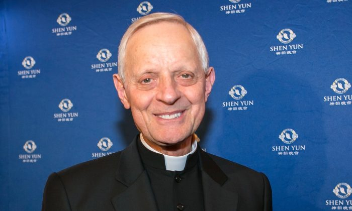 Cardinal Donald Wuerl: Shen Yun Touches 'Something Beautifully Spiritual'