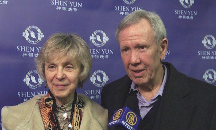 Shen Yun Shows 'The Way'