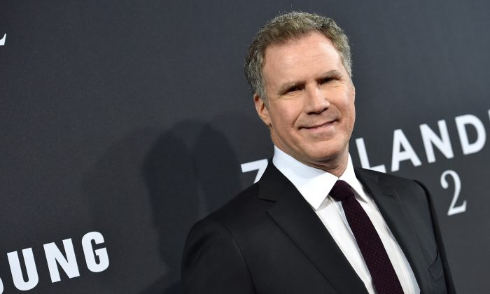 Actor Will Ferrell attends the 'Zoolander 2' World Premiere at Alice Tully Hall on February 9, 2016 in New York City. (Photo by Dimitrios Kambouris/Getty Images)