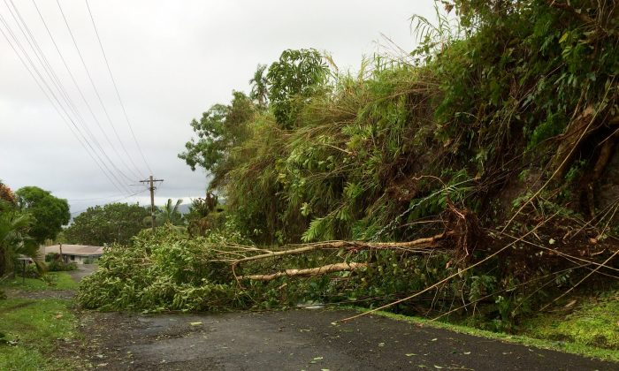 "On 21 February 2016, scenes of Tropical Cyclone Winston's destruction in Tamavua, Suva, Fiji. Category 5 Tropical Cyclone Winston made landfall in Fiji on Saturday (20 Feb), continuing its path of destruction into Sunday.  A state of natural disaster and a nationwide curfew had been declared by the Government of Fiji earlier in the evening. Flights in and out of Fiji were also cancelled due to the extreme weather. Power lines are down and communications are limited but UNICEF Pacific Communications Specialist and New Zealander, Alice Clements, has said from her Suva base, ""We certainly felt the impact of TC Winston in Suva with destructive, howling winds and the sound of rivets lifting from roofs a constant throughout the night.   We can't say for sure yet how the rest of the country fared but rapid assessments will be undertaken by the Fiji Government to determine the full impact and what response will be required.   It is likely that smaller villages across Fiji will have suffered the most, given their infrastructures would be too weak to withstand the power of a category 5 cyclone. Families may have lost their homes and crops therefore leaving them without shelter, food and a livelihood. Those families will have lost everything. There is also considerable risk for those that live by the sea or rivers as flash flooding and river flooding could occur due to heavy rains. The reiteration of preparedness messages from all sectors of society certainly ensured people were informed and as prepared as they could be.Ó UNICEF is a member of the Pacific Humanitarian Team and will be on standby to provide emergency supplies and additional personnel, if required.  UNICEF has prepositioned supplies in Suva and Nadi including water kits, health kits and education materials such as school tents.  If called on to assist, UNICEF will actively support the Fiji Government in leading clusters of agencies working in water and sanitation, education and nutrition, and in child protectio"
