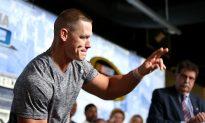 Watch: WWE Wrestler John Cena Drives Pace Car at 58th Annual Daytona 500