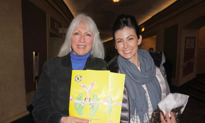 Shen Yun Gets the Creative Energy Flowing
