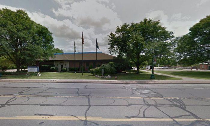 Wayne, Mich., City Hall (Google Street View)