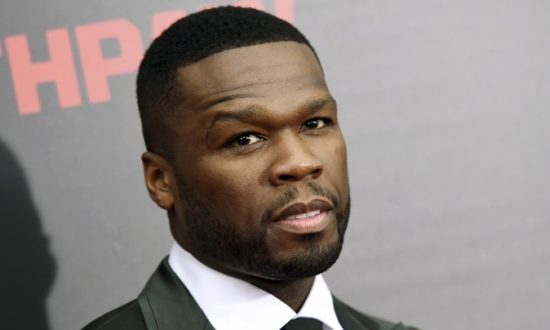 Rapper 50 Cent Appears to Endorse Trump Over Biden's Tax Plan