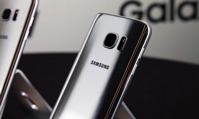 Samsung Galaxy S7. (Zach Epstein, BGR)