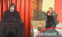 Anonymous Says It Released Personal Information on Cincinnati Police Department Officers