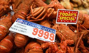 New York Bill Would Ban Food Stamps for Steak and Lobster
