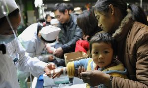 Vaccine for Norovirus That Devastates Chinese Children Moves to Human Testing