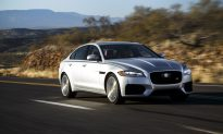 2016 Jaguar XF R-Sport: Quiet by Design, Loaded with Luxury and Technology
