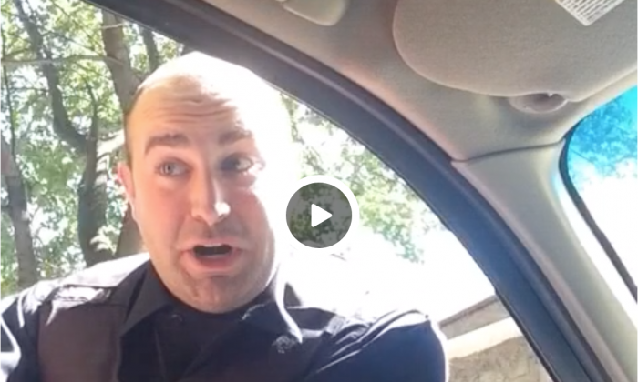 (Angry Cops/Vine)