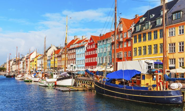 Scandinavian countries are beautiful, as in this picture of Copenhagen, Denmark. But they are less socialist than people think. (OlgaCanals/iStock)