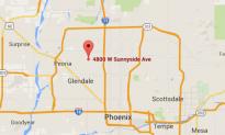 Phoenix Police Brave Bullets, Flames as Shooting Kills 4
