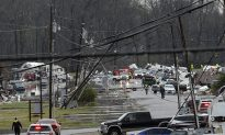Powerful Storms Roll Across South, Causing Death and Damage