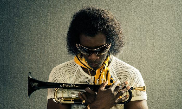 "Don Cheadle as Miles Davis in ""Miles Ahead."" (Brian Douglas/Sony Pictures Classics)"