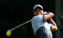 Watch: Tiger Woods Posts Video of Him Hitting Golf Ball, Says He's 'Progressing Nicely'
