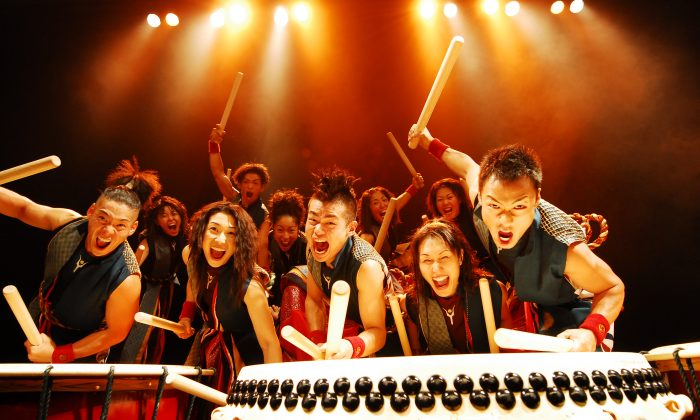 The Yamato Drummers of Japan return to the stage with an explosive new concert. (Courtesy Yamato Drummers of Japan)