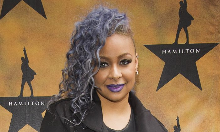 "In this Aug. 6, 2015 file photo, Raven-Symone attends the Broadway opening night of ""Hamilton"" at the Richard Rodgers Theatre in New York. (Photo by Charles Sykes/Invision/AP, File)"
