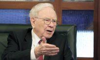 Berkshire Hathaway 4th-Quarter Profit up 32 Percent