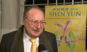 Last King of Egypt on Shen Yun: 'So Much Beauty'