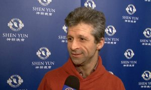 Concertmaster Says Shen Yun Restores Truth of Humanity