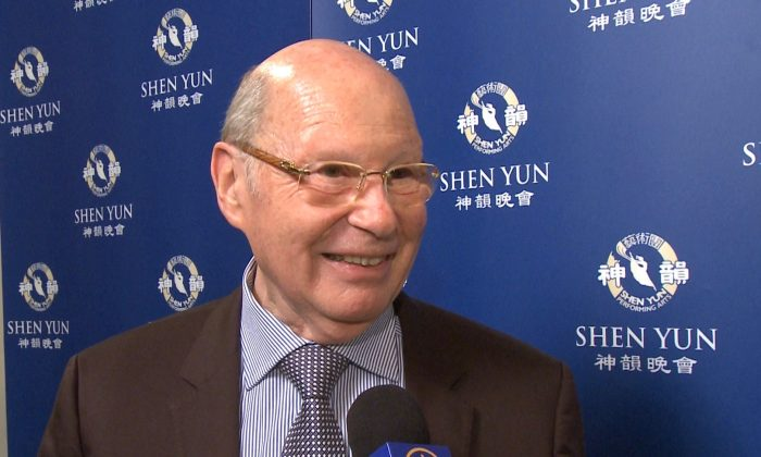 Geneva Orchestra President and Former Head of City's Government Sees Shen Yun Twice in One Weekend