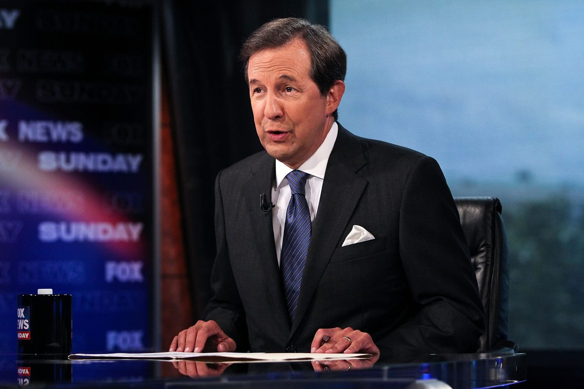 Chris Wallace: If You're 'Not Moved' By Yovanovitch, 'You Don't Have A Pulse'