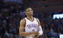 Russell Westbrook: Basketball Player Wears Jersey From 1994 Film 'Above the Rim' to Game