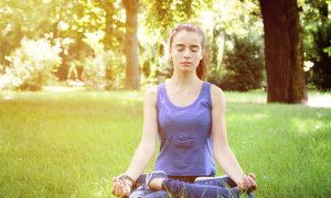 Exercise + Meditation Rein in Negative Thoughts