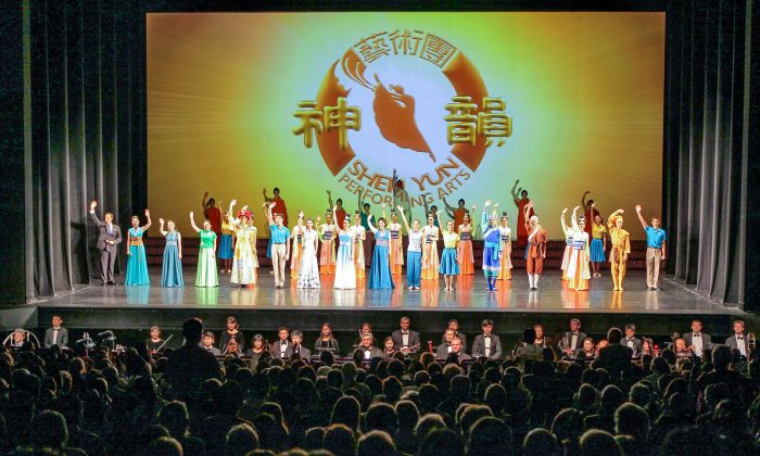 Tab and Eva Fried Say Shen Yun Gives Hope for the Future