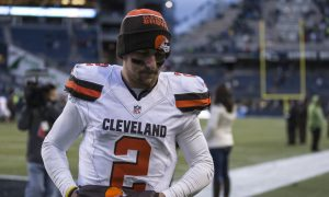 Johnny Manziel: Video Surfaces of Cleveland Browns Quarterback Allegedly Drinking Alcohol at Club