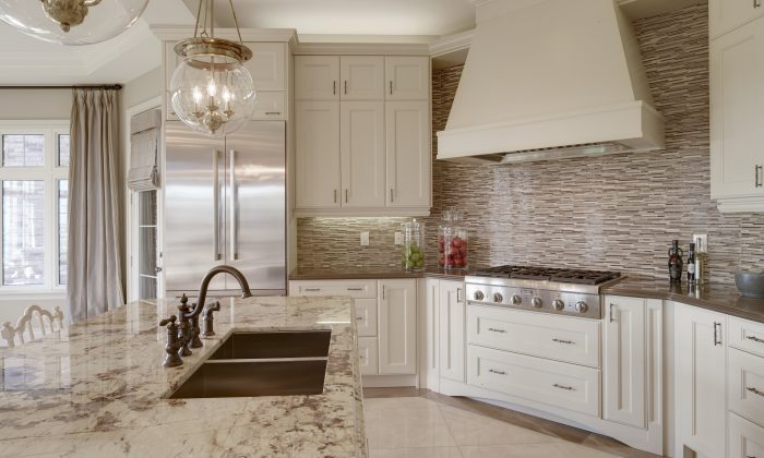 Rendering of a kitchen in a home by Regal Crest Homes. (Courtesy Regal Crest Homes)