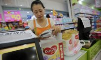 China's Buying Up Australia's Supply of Baby Formula