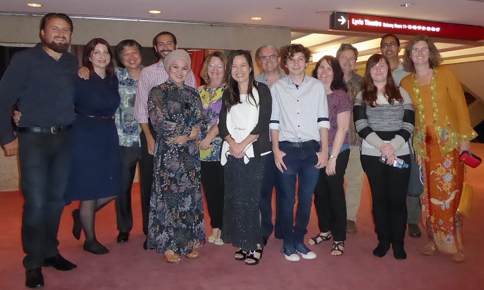 Brisbane's Multi-Cultural Community Loves Shen Yun