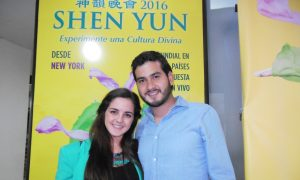 Shen Yun Brings 'Beauty, Peace, Tranquility' to Mexico City