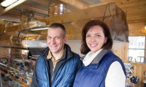 Making Maple Syrup with Finding Home Farms
