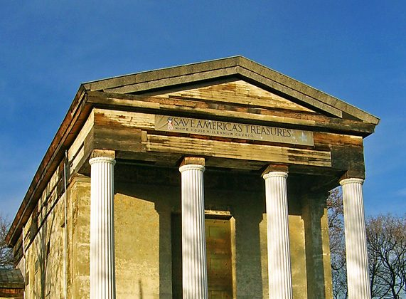 FILE–The Dutch Reformed Church in Newburgh on Nov. 26, 2006. (Daniel Case/Wikimedia Commons)