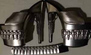 TSA Officials at Baltimore Airport Stop Woman for Carrying Gun-Shaped High Heels