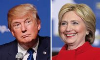 Trump and Clinton Close in New Swing State Polls