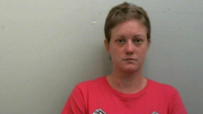 Alissa Jackson's mug shot (Belleville Police Department)