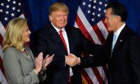 Donald Trump Reacts to Mitt Romney's Criticism of Him