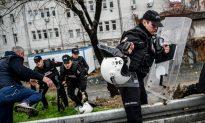 Watch: Two Women Start Gunfight with Turkish Police