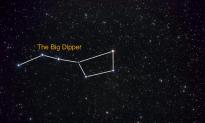 Hubble Spots Cluster of Monster Stars