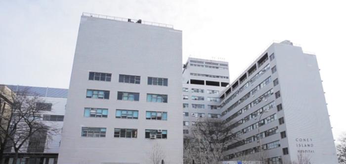Coney Island Hospital. (HHC)