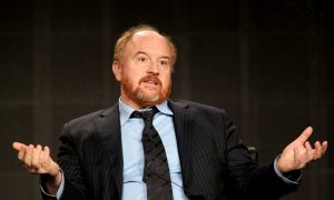 Louis CK: Trump Is 'Hitler,' Voting for Him Is 'National Suicide'