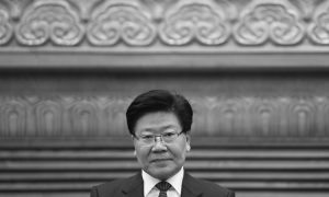 Xinjiang Party Secretary Avoids Question About Loyalty
