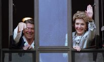 Reaction to Former First Lady Nancy Reagan's Death