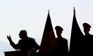 Afghan President: ISIS Being Wiped Out in Afghanistan