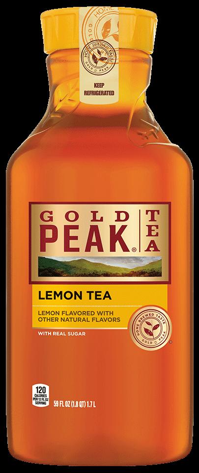 Gold Peak Lemon Tea. (goldpeakbeverages.com)