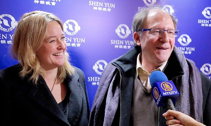 Shen Yun Shows Connection to Divine