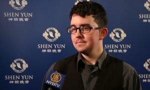 Worth Waiting Four Years for a Shen Yun Ticket, Says IT Student